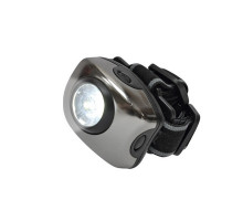 Налобный фонарь S-HL011-C Gun Metal
