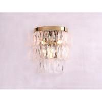 Настенный светильник 10120 10123/A gold