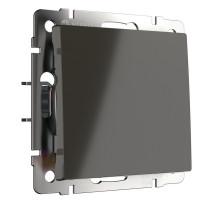 Переключатель Встраиваемые механизмы серо-коричневые WL07-SW-1G-C