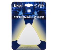 Ночник DTL-320 Треугольник/White/Sensor