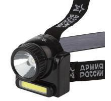 Налобный фонарь GA-501