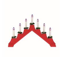 Декоративная свеча UDL-L7101-007/SWA/WW RED BRIDGE