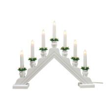 Декоративная свеча UDL-L7301-007/SWA/WW WHITE BRIDGE