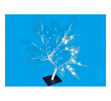 Ветка декоративная со светодиодами ULD-T3550-054/SWA WHITE-BLUE IP20 FROST
