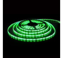 Светодиодная лента 24V 14,4W IP20 Лента светодиодная 24V 14,4W 60Led 5050 IP20 зелёный, 5м