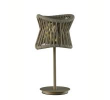 Уличная настольная лампа Polinesia 7135