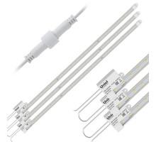 Светильник для растений ULY-P90-10W/SPFR/K IP65 AC220V CLEAR KIT03