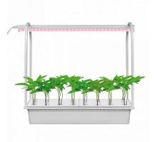 Настольная лампа для растений ULT-P44D-10W/SPLE IP20 AQUASIMPLE WHITE