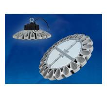Промышленный подвесной светильник ULY-U30B-100W/NW IP65 SILVER